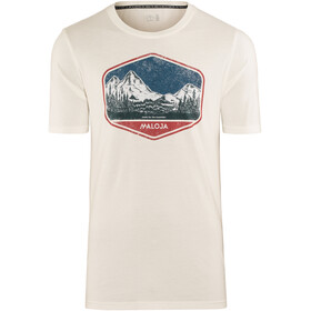 Maloja BeverinM. T-Shirt Men vintage white